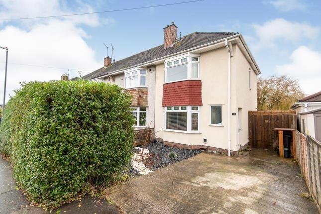 Thumbnail End terrace house for sale in Warren Road, Filton, Bristol, Gloucestershire