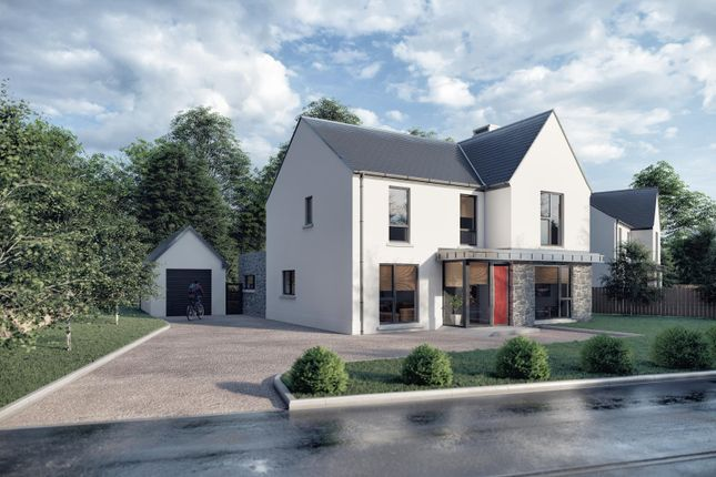 Thumbnail Property for sale in Site 1, Mill Manor, Loughan Road, Coleraine