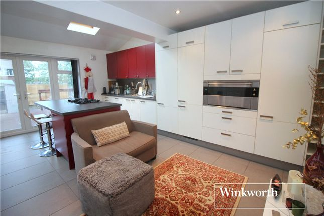 Thumbnail End terrace house to rent in Dacre Gardens, Borehamwood, Hertfordshire