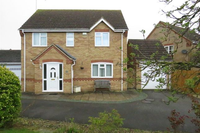 Thumbnail Detached house for sale in Primrose Way, Stamford