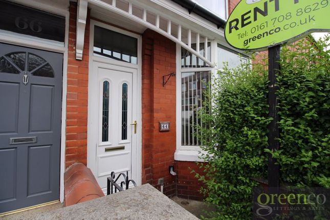 Thumbnail Terraced house to rent in Seville Street, Royton, Oldham