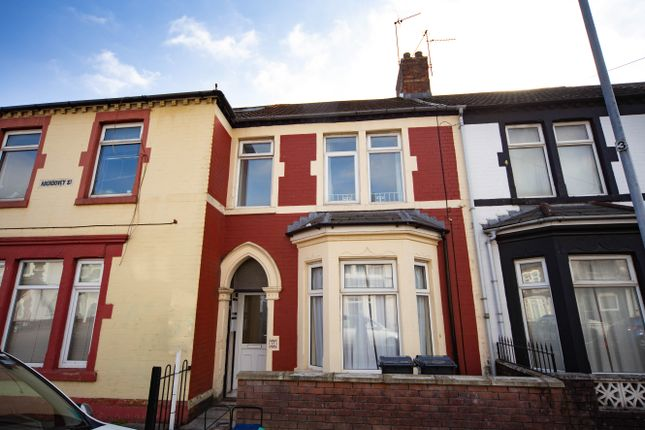 4 bed end terrace house for sale in Aberdovey Street, Splott, Cardiff CF24