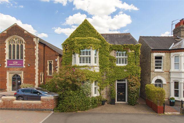 Thumbnail Detached house for sale in Tenison Road, Cambridge