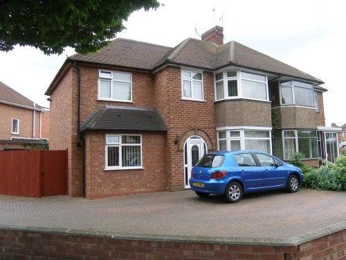 Thumbnail Semi-detached house to rent in Landor Road, Whitnash, Leamington Spa