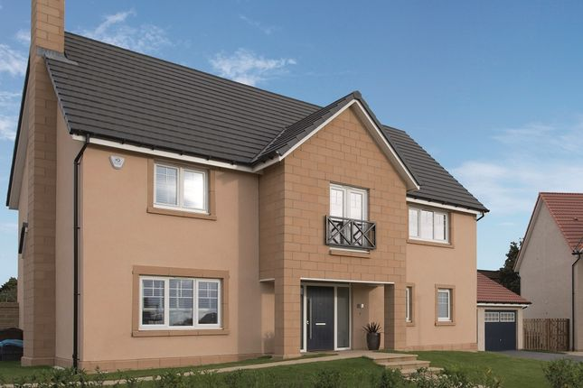 "Thumbnail Detached house for sale in ""The Hexham"" at Vert Court, Haldane Avenue, Haddington"