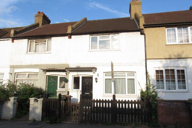 Thumbnail Terraced house for sale in Bernard Road, Wallington