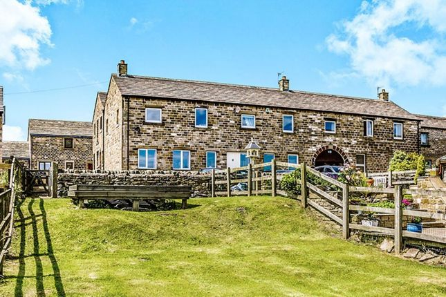 Thumbnail Semi-detached house for sale in Blackmoorfoot, Linthwaite, Huddersfield