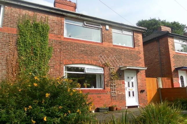 Thumbnail Semi-detached house to rent in Catterick Avenue, Didsbury, Manchester