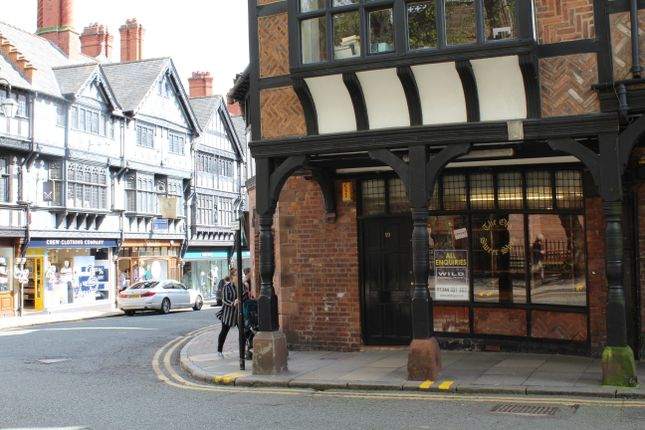 Thumbnail Retail premises to let in St Werburgh St, Chester