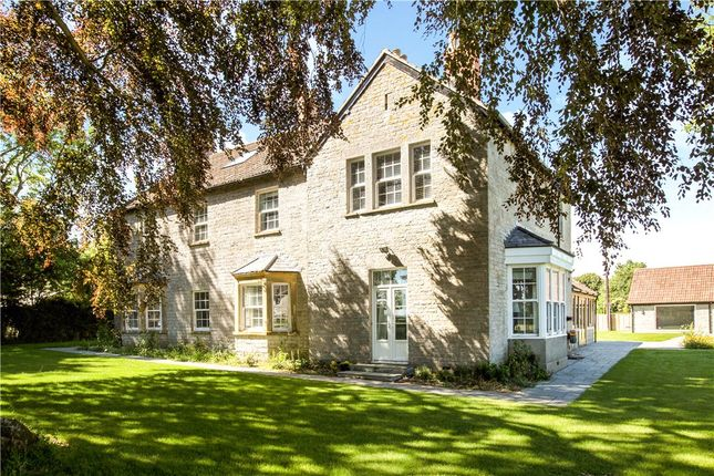 Thumbnail Detached house for sale in Chessels Lane, Charlton Adam, Somerton, Somerset