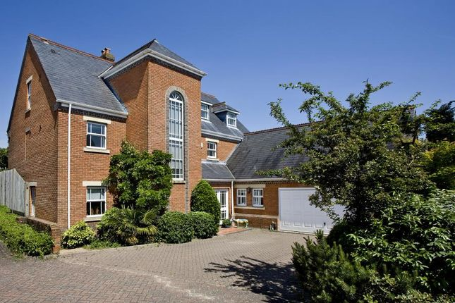 Thumbnail Detached house to rent in St Ann's Park, Virginia Water, Surrey