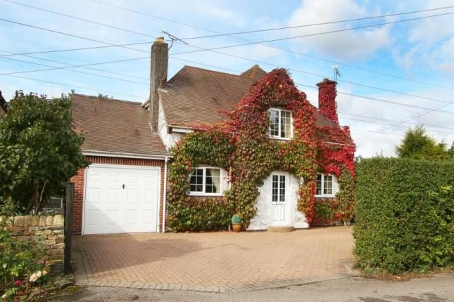 Thumbnail Detached house for sale in Eastwood Drive, Calow, Chesterfield, Derbyshire