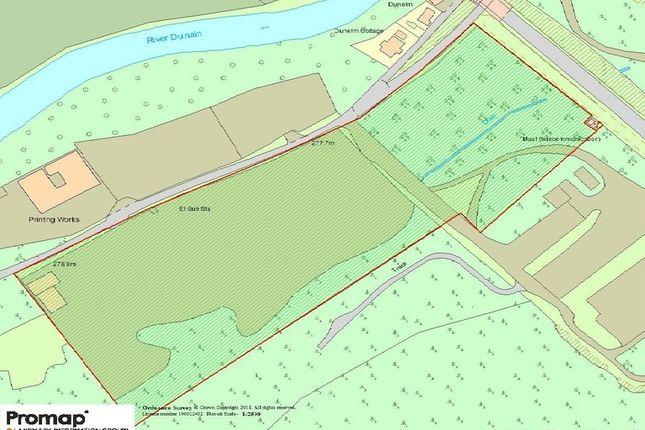 Thumbnail Land to let in Carrbridge