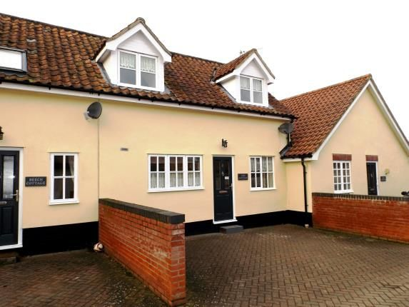 Thumbnail Terraced house for sale in East Harling, Norwich, Norfolk