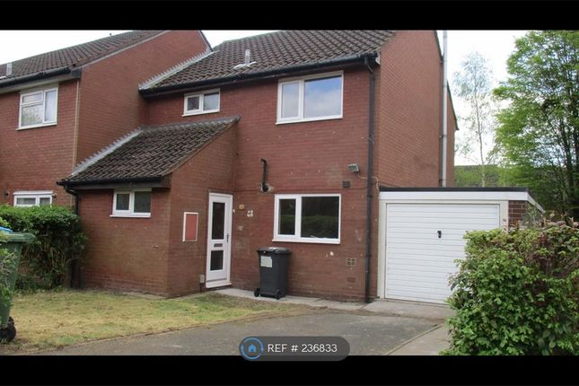 Thumbnail Terraced house to rent in Edale, Tamworth