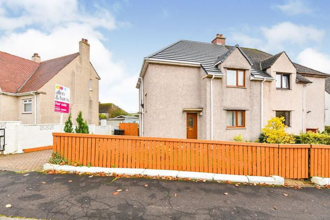Thumbnail Semi-detached house for sale in Ayr Road, Galston