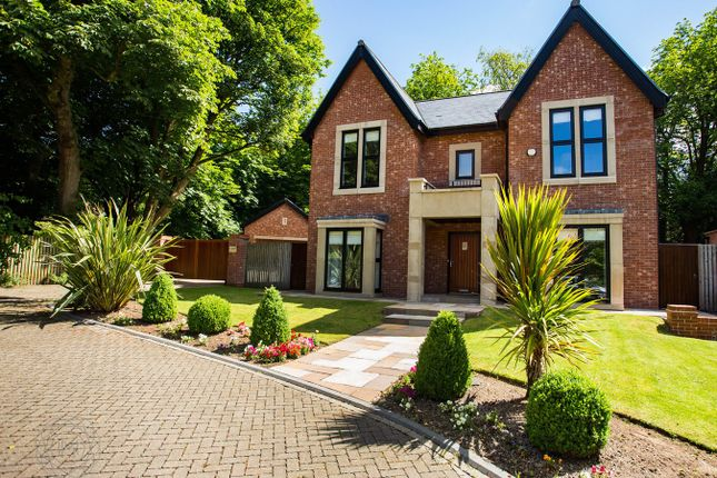 Thumbnail Detached house for sale in Markland Hill, Heaton, Bolton