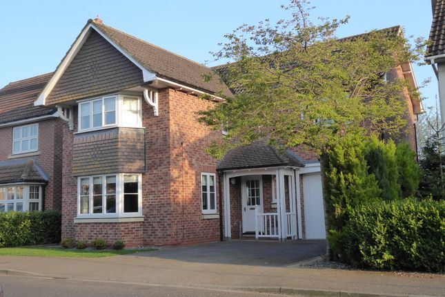 Thumbnail Detached house for sale in Oaktree Drive, Northallerton