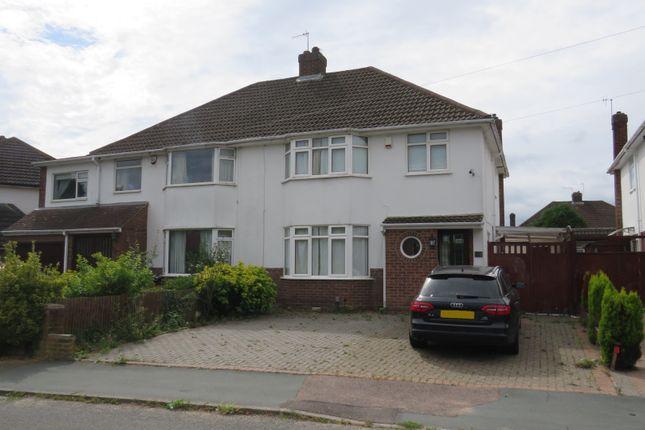 Thumbnail Semi-detached house for sale in Brickfield Avenue, Hemel Hempstead