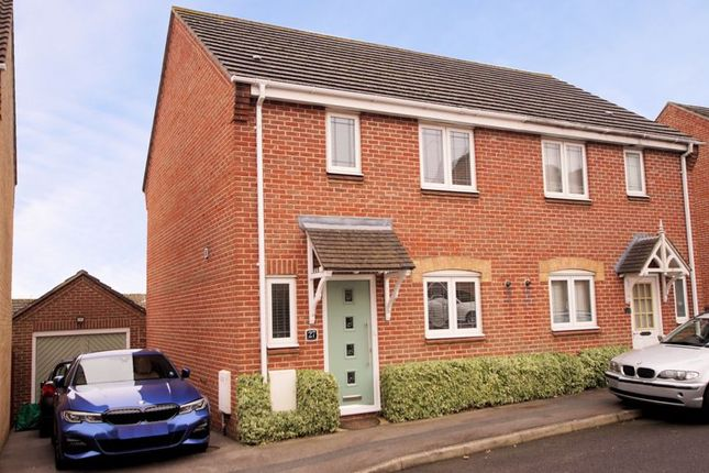 3 bed semi-detached house for sale in Caer Peris View, Fareham PO16