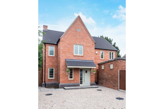 Thumbnail Detached house for sale in Market Place, Abbots Bromley