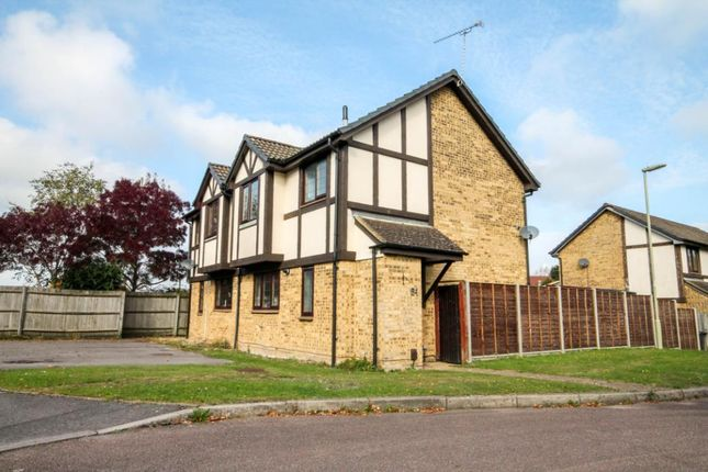 Thumbnail Semi-detached house to rent in Morley Close, Yateley