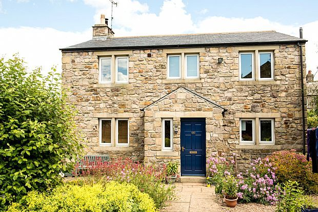 Thumbnail Detached house for sale in Gooselands, Rathmell, Near Settle, North Yorkshire