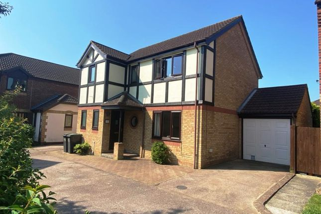 Thumbnail Detached house for sale in Stowmarket, Suffolk
