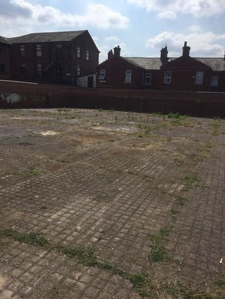 Thumbnail Land to let in Byrom Street, Blackburn