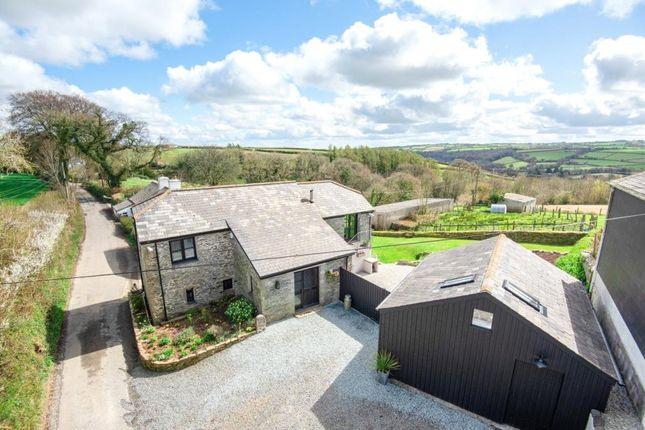 Thumbnail Detached house for sale in Linkinhorne, Callington, Cornwall
