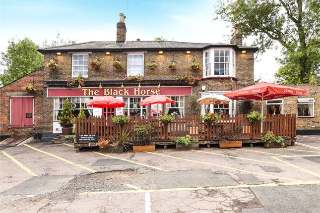 Thumbnail Restaurant/cafe to let in Black Horse Parade, High Road, Eastcote, Pinner