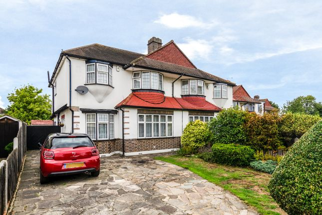 Thumbnail Semi-detached house for sale in Harland Avenue, Sidcup