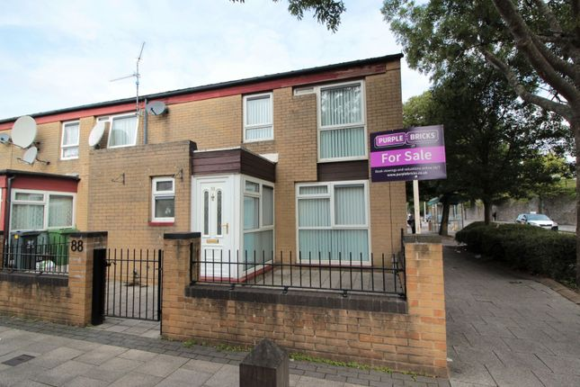 Thumbnail End terrace house for sale in Christina Street, Butetown