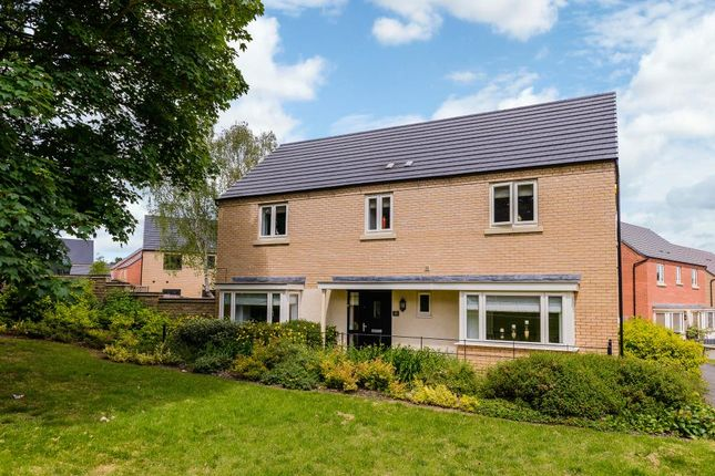 4 bed detached house for sale in Austen Close, Northampton