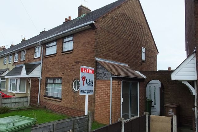 Thumbnail Terraced house to rent in Bloxwich Lane, Walsall