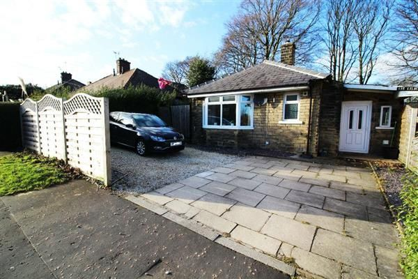 Thumbnail Bungalow for sale in Whiteley Avenue, Sowerby Bridge