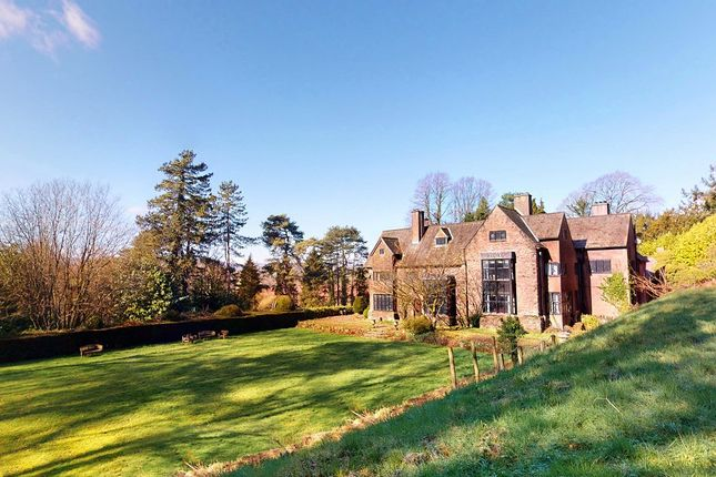 Thumbnail Detached house for sale in Clomendy Wood, Llansoar, Newport