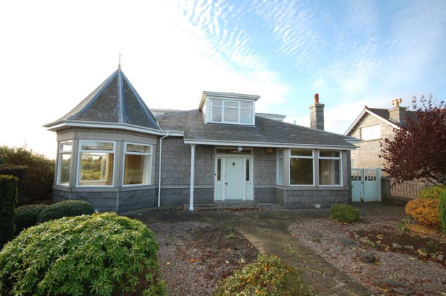 Thumbnail Detached house to rent in Queens Road, Aberdeen, 8DL
