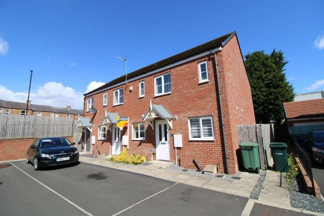 2 bed end terrace house for sale in Wheatfield Road, Westerhope, Newcastle Upon Tyne NE5