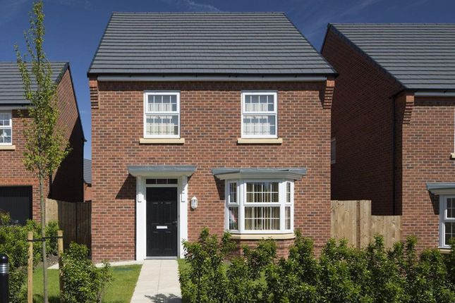"""Thumbnail Detached house for sale in """"Irving"""" at Warkton Lane, Barton Seagrave, Kettering"""