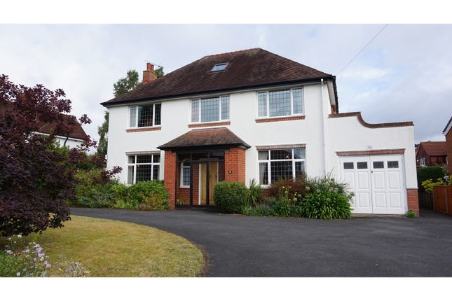 Thumbnail Detached house for sale in Alexander Avenue, Droitwich