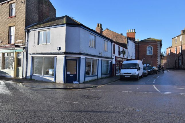 Thumbnail Retail premises for sale in Market Place, Alford