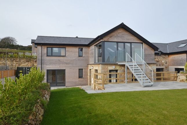4 bed detached house for sale in Carbis Bay, St Ives, Cornwall