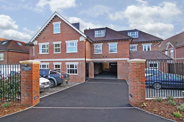 Thumbnail Flat to rent in William Court, Manor Road, Chigwell