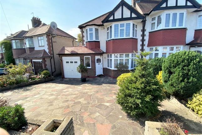 Thumbnail Semi-detached house to rent in Morton Way, Southgate