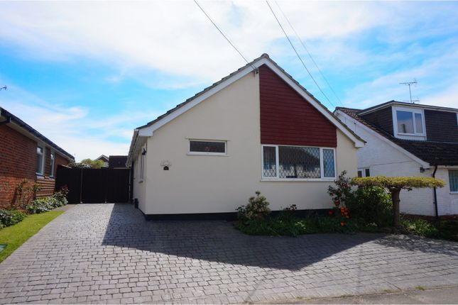 Thumbnail Detached bungalow for sale in Swan Lane, Ashford