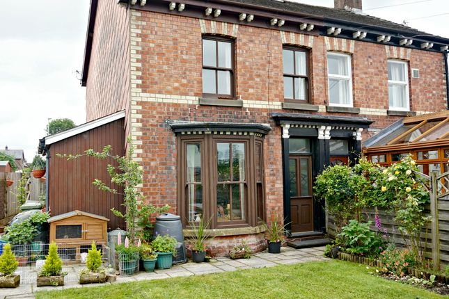 Thumbnail Semi-detached house for sale in Gorn Road, Llanidloes