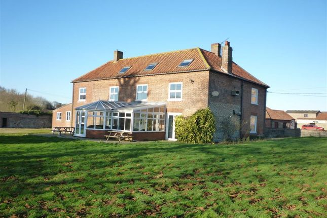 Thumbnail Property to rent in Oxwick, Fakenham