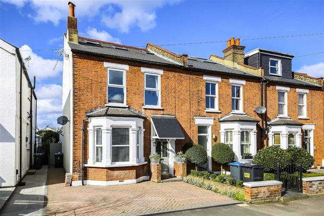 Thumbnail Semi-detached house for sale in Worthington Road, Tolworth, Surbiton