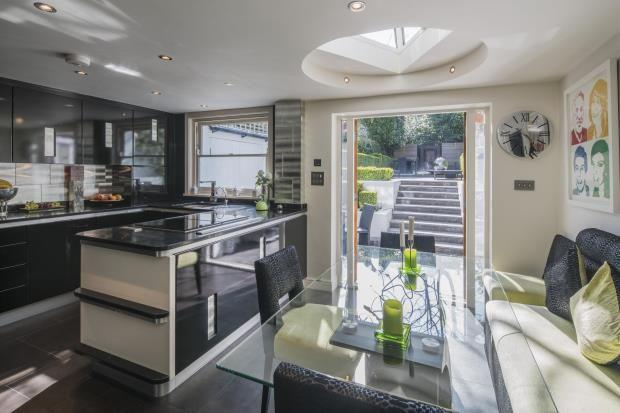 Thumbnail Terraced house for sale in Blenheim Terrace, St Johns Wood, London